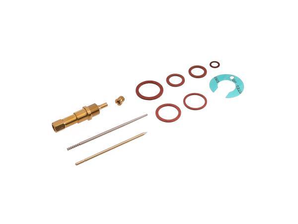 Reparatursatz für Vergaser (11-teilig, 24KN1-3, Rundschieber) - IWL TR150 Troll,  10057049 - Bild 1