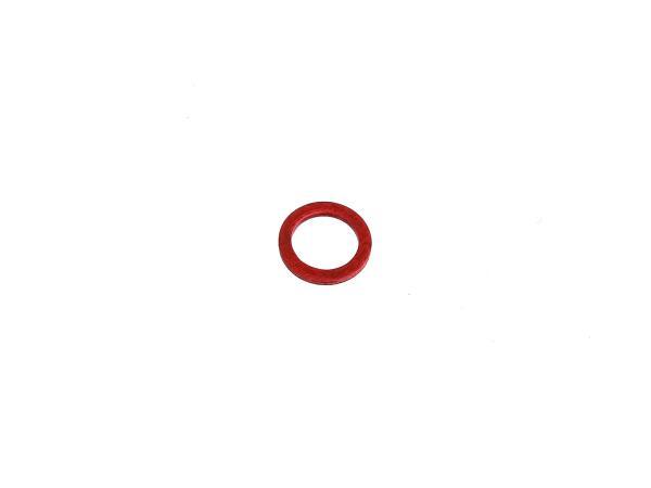10063270 Dichtung Ø10x14 (Fiber) für Benzinhahnsieb EHR - Simson S51, S50, SR50, Schwalbe, SR4 - Bild 1