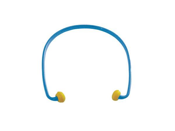 10068030 Gehörschutzstöpsel mit Bügel, SNR 21dB - Bild 1
