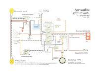 Kabelbaumset Schwalbe KR51/2, 12V-VAPE mit Schaltplan, Art.-Nr.: 10021106 - Bild 2