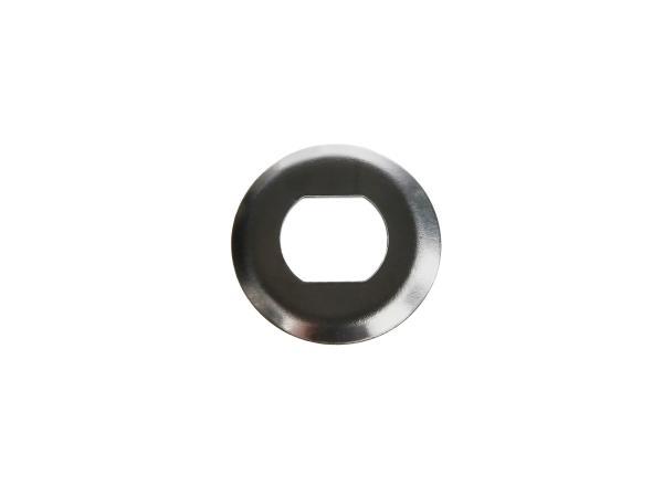 Sicherungsblech für kleines Kettenrad - für Simson S51, S70, S53, S83, KR51/2 Schwalbe, SR50, SR80,  10002190 - Bild 1