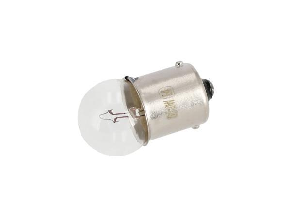 Kugellampe 6V 10W BA15s von VEBCO,  10070862 - Bild 1