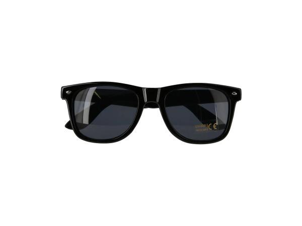 10068874 Sonnenbrille mit ANTRIEB Logo - Schwarz / Rauchgrau - Bild 1
