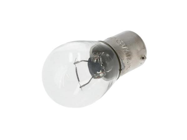 Kugellampe 12V 21W BA15s von VEBCO,  10070081 - Bild 1