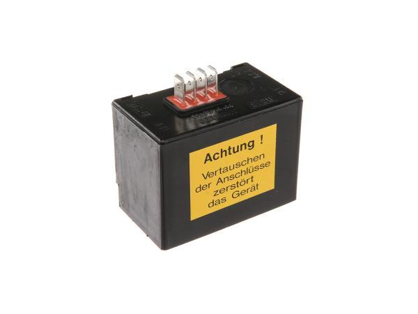 Elba 12V 2x 10W, 8872.10/5, für Gelbatterie mit E-Starter - Simson SR50, SR80,  10060308 - Bild 1