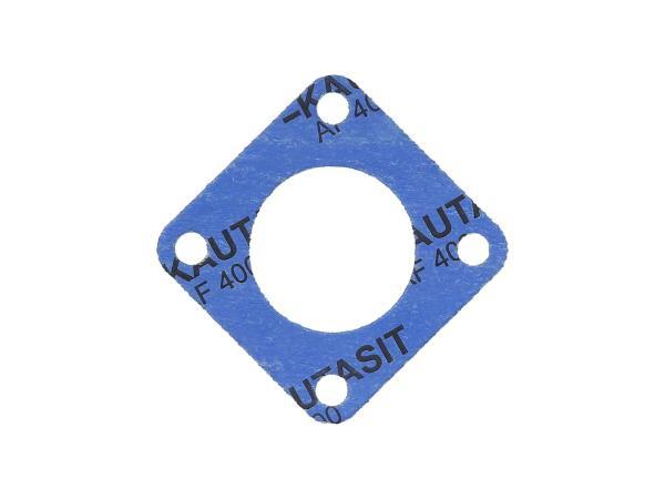 Dichtung aus Kautasit 1,0mm stark für Dichtkappe Abtriebswelle - für Simson S51, SR50, SR80, S53, S70, S83, KR51/2 Schwalbe, DUO 4/2,  10069354 - Bild 1