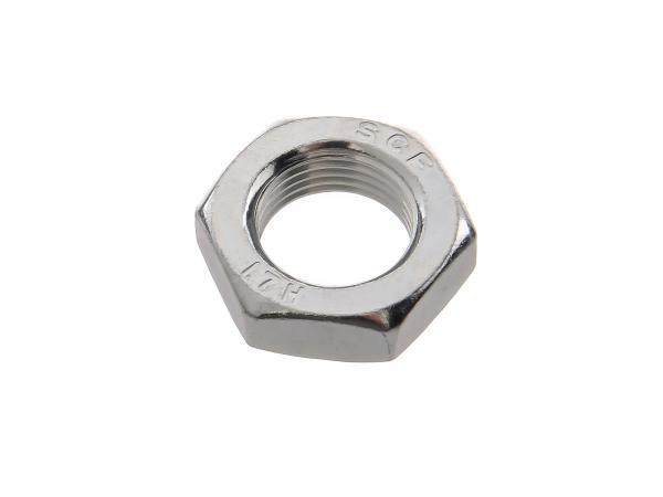 Sechskantmutter M18x1,5 niedrige Form - DIN936,  10058159 - Bild 1