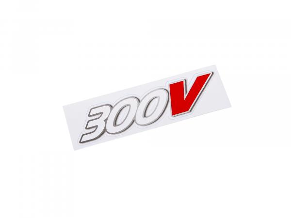 10065971 MOTUL 300V Aufkleber - 11 x 3 cm - Bild 1