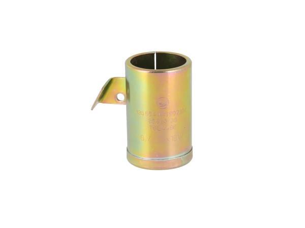 Halter Blinkgeber, Schwingungsdämpfergehäuse - Simson SR4-2, SR4-3, SR4-4,  10070733 - Bild 1