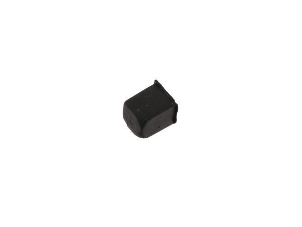 Gummistopfen für Kippständer - Simson S51, S53, S70, S83, SR50, SR80, Schwalbe KR51, SR4,  10000729 - Bild 1