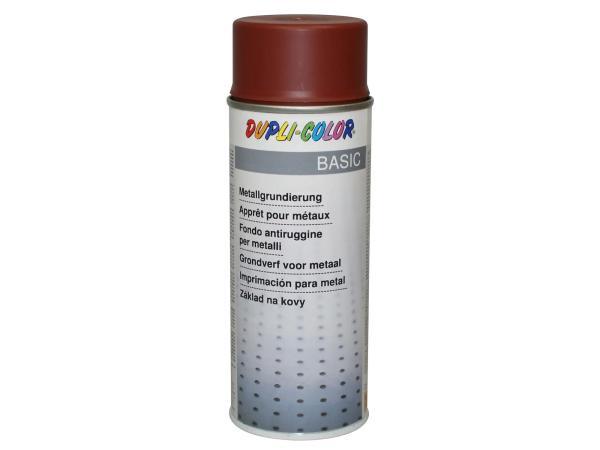 Dupli-Color Metallgrundierungs-Spray, rotbraun - 400ml,  10064910 - Bild 1