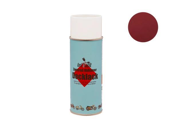 Spraydose Leifalit Decklack Bordeauxrot - 400ml,  10020974 - Bild 1