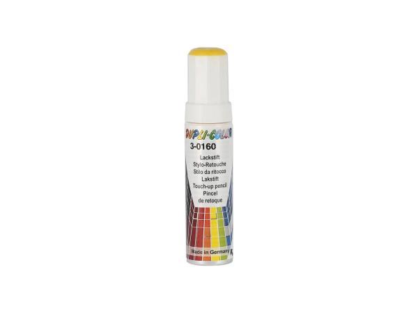Dupli-Color Lackstift RAL 1018 zinkgelb, glänzend - 12ml,  10065044 - Bild 1