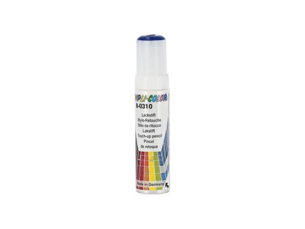 Dupli-Color Lackstift RAL 5002 ultramarinblau, glänzend - 12ml,  10065058 - Bild 1