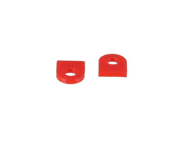 10070474 Set: 2x Verstärkungsplättchen für Rücklichtkappe, 3D-Druck - Simson S50, KR51/2 Schwalbe - Bild 1