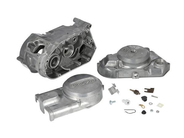 AKF Medium-Bausatz für Tuning-Motor 70ccm - 85ccm, mit langem 5-Gang Getriebe und 5-Lamellen Kupplung,  GP10068512 - Bild 1
