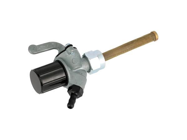 10016901 Benzinhahn EHR mit Wassersack - MZ ETZ, TS - Bild 1