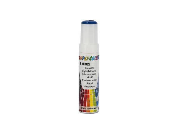 Dupli-Color Lackstift RAL 5010 enzianblau, glänzend - 12ml,  10065067 - Bild 1