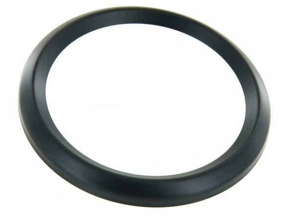 Tachoring Ø60mm, schwarz für Tacho - Simson, MZ, IWL,  10057978 - Bild 1