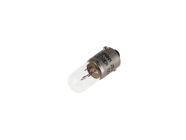 10059935 Kugellampe 12V 4W BA9s von GLÜWO - Bild 1
