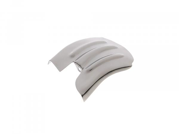 Hitzeschutz chrom - für IWL SR56 Wiesel,  10056075 - Bild 1
