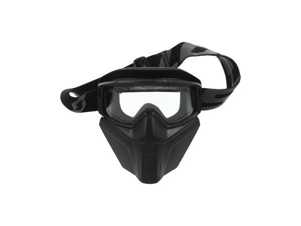 SCOTT Primal Safari Facemask black,  10070368 - Bild 1