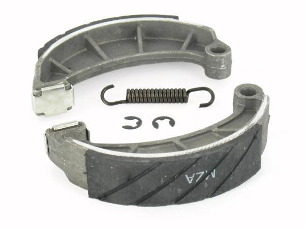 """Set: Bremsbacken """"SIMSON SPORT"""" mit Sprengringen, Feder und auswechselbarer Zwischenlage,  10031089 - Bild 1"""