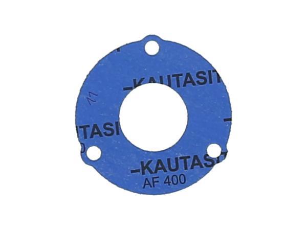 Dichtung aus Kautasit 0,5mm stark für Dichtkappe Abtriebswelle - für Simson S50, Schwalbe KR51/1,  10069211 - Bild 1