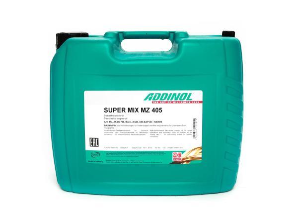 10062181 ADDINOL MZ405 - Super Mix 2Takt Motorenöl (Mischöl) - 20Liter - Bild 1