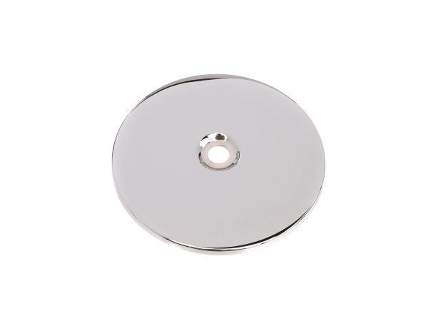 10056223 Deckel für Luftfilter chrom (Verschlußdeckel) TS250, TS250/1 - Bild 1