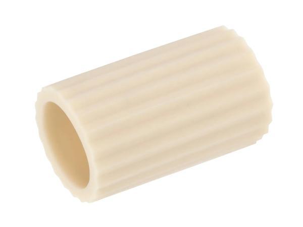 Gummi - Fußschalthebelbelag KR51 elfenbein,  10056588 - Bild 1