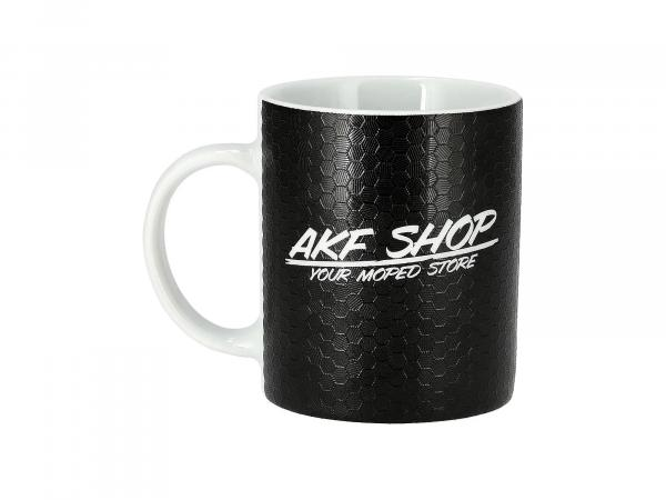 Tasse AKF Shop your moped store - High Tec Structure & Innendruck - LIMITED EDITION,  10070395 - Bild 1