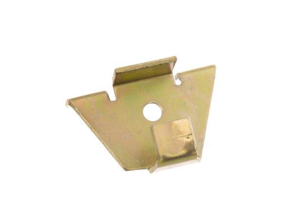 Winkel für Sitzbankschloss - für Simson SR4-1 Spatz, SR4-2 Star, SR4-3 Sperber, SR4-4 Habicht,  10068528 - Bild 1