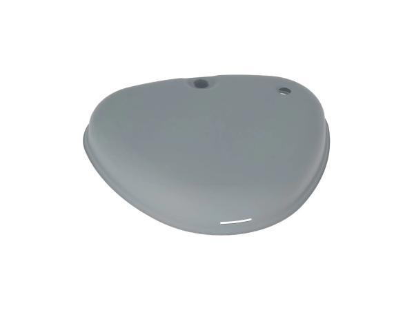 Seitendeckel links, grau grundiert - für Simson S50, S51, S70,  10069808 - Bild 1