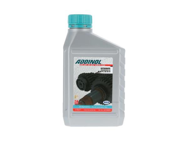 10069163 ADDINOL GL80W, Getriebeöl mineralisch (API GL3) - 0,6 Liter - Bild 1