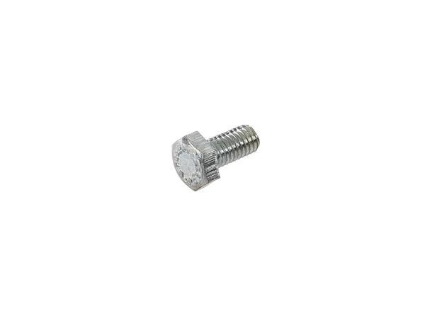 Sechskantschraube M6x12 - DIN933,  10000830 - Bild 1