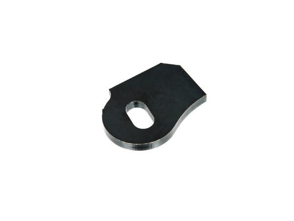 Knotenblech für Befestigung Rahmenunterzug - Simson S50, S51, S70,  10065616 - Bild 1