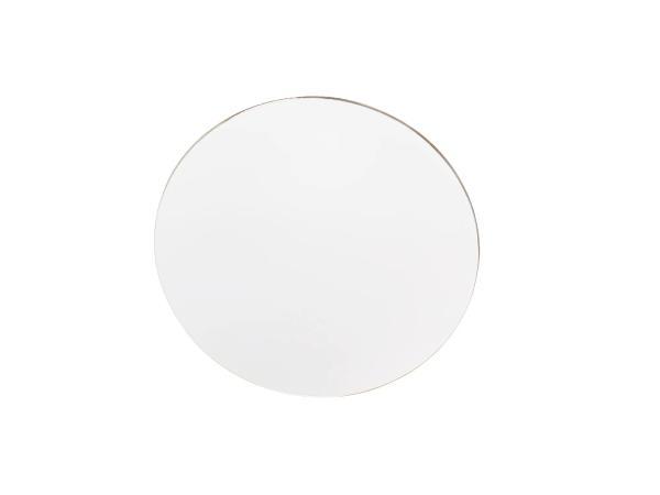 Spiegelglas, Ø120mm - Simson S50, S51, S70, S53, S83, KR51/2 Schwalbe, SR50, SR80,  10002982 - Bild 1