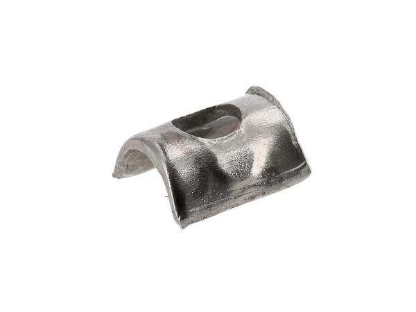 Kugelblech für Bowdenzug (Kupplungshebel) - für Simson S51, S50, S70,  10054873 - Bild 1