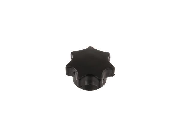 Sterngriffmutter ohne Druckscheibe schwarz ES175/2, ES250/2, ETS250 Trophy Sport, TS250, TS250/1,  10057973 - Bild 1