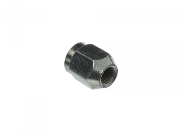 Radmutter M10 - geschlossene Version - Stahl matt verzinkt - IWL Pitty, SR56 Wiesel, SR59 Berlin,  10059126 - Bild 1