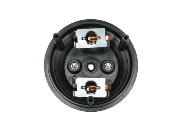 Rücklichtunterteil rund, Ø120mm - für Simson S50, S51, S70, S53, S83, KR51/2 Schwalbe, SR50, SR80 - MZ ETZ,  10058000 - Bild 1