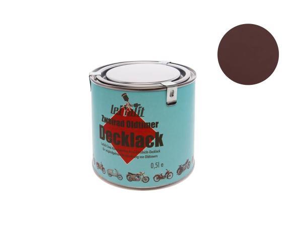 Lackfarbe 2K Leifalit Maron - 500ml,  10016678 - Bild 1