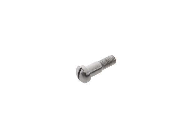 Ansatzschraube - Stahl verchromt für Gasdrehgriff SR1, SR2,  10007974 - Bild 1