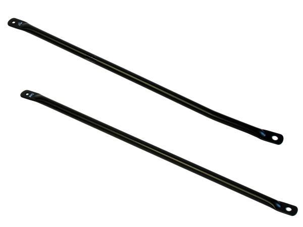 Set: Rahmenunterzugstreben rechts + links, für Enduro - Simson S51, S70, MS50,  10044011 - Bild 1