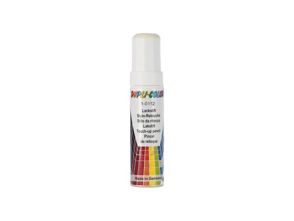 Dupli-Color Lackstift RAL 9002 grauweiß, glänzend - 12ml,  10065066 - Bild 1