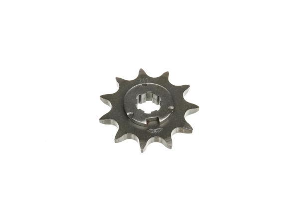 Ritzel, kleines Kettenrad, 11 Zahn - Simson S50, KR51/1 Schwalbe, SR4-2 Star, SR4-3 Sperber, SR4-4 Habicht,  10059969 - Bild 1