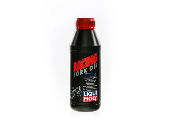 10055357 Gabel- und Stoßdämpferöl 0,5 Liter Liqui Moly* (SAE15W) - Bild 1