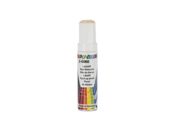 Dupli-Color Lackstift RAL 1015 hellelfenbein, glänzend - 12ml,  10065037 - Bild 1