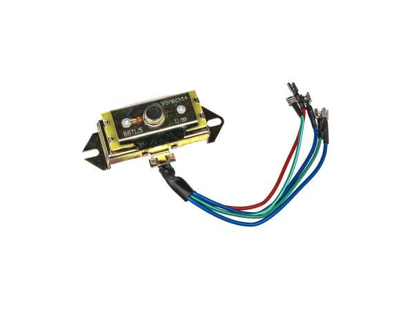 10001815 Ladeanlage 8871.5 mit 5 Kabel - für Simson S51 B2, S50 B2 - Bild 1
